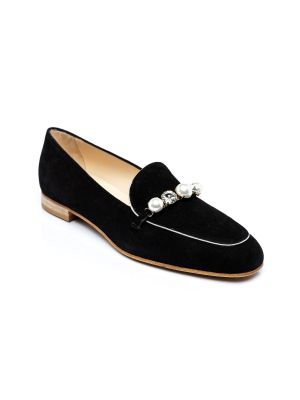 Arnie suede loafers